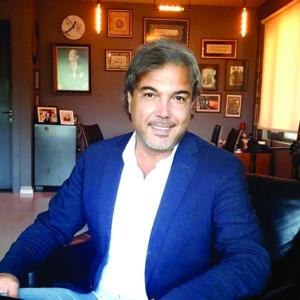 Medyafors Fuarcılık A.Ş Yönetim Kurulu Başkanı Özhan Erem