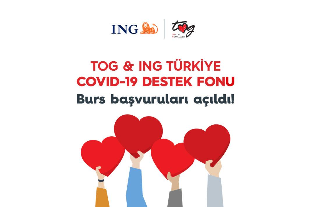 Toplum Gönüllüleri Vakfı ve ING Türkiye
