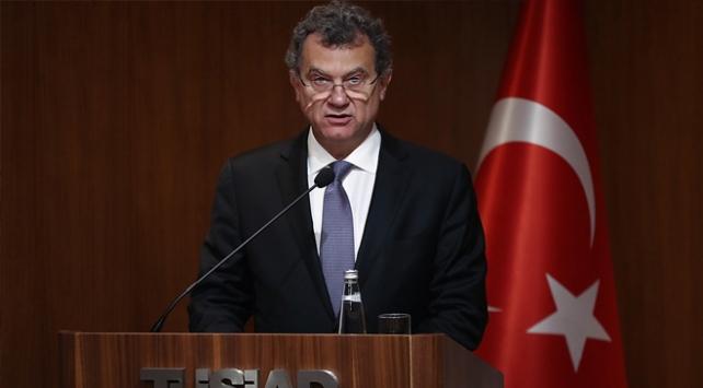 TÜSİAD Başkanı Kaslowski