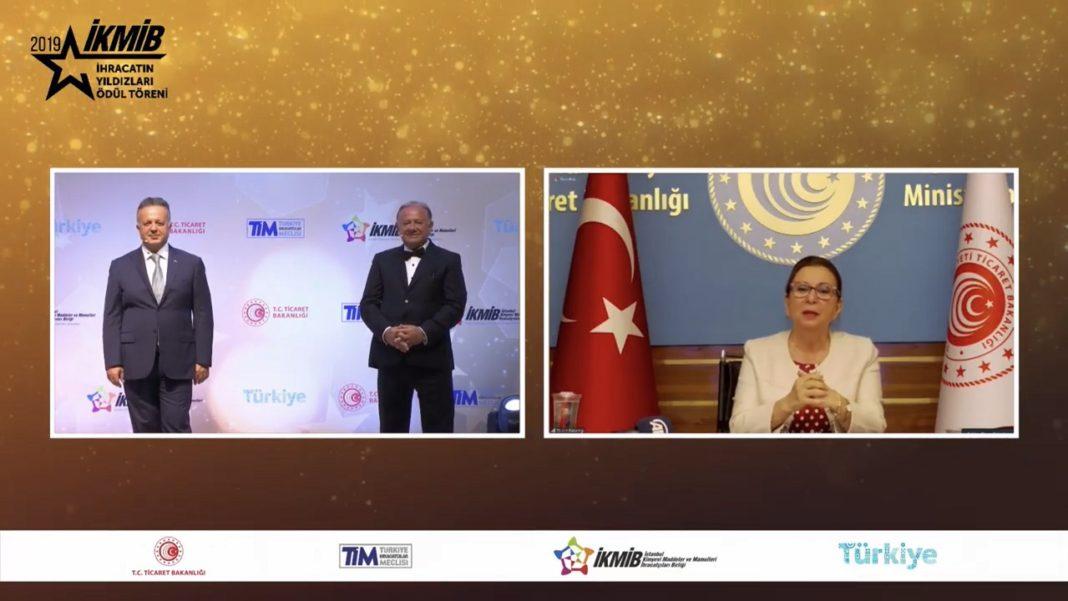 2019_IKMIB_Ihracatin_Yildizlari_Odul_Toreni