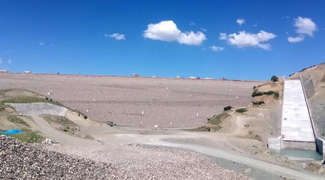 kanatlı barajı
