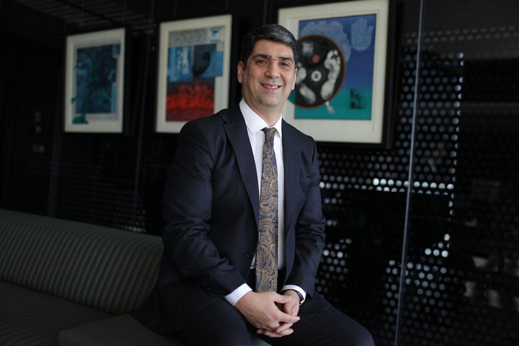 Türkiye Kalkınma ve Yatırım Bankası Genel Müdürü İbrahim Öztop