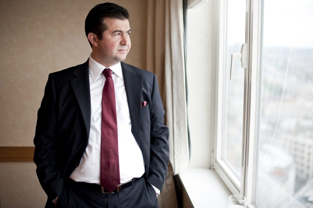 İşbir Holding CEO Metin Gültepe