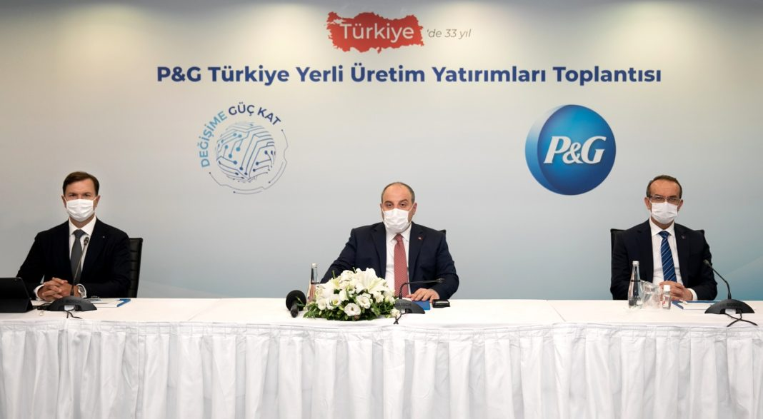 P&G Türkiye Yerli Üretim ve İhracatta Büyüyor