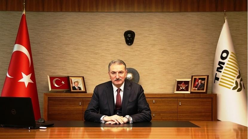 TMO Genel Müdürü Ahmet Güldal