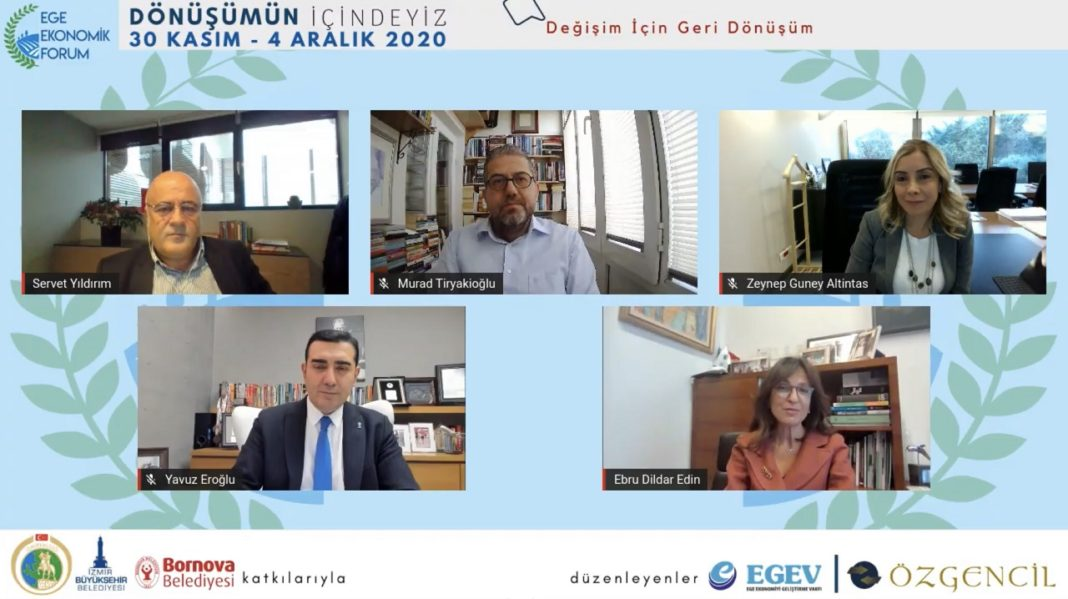 Ege Ekonomik Forumu1
