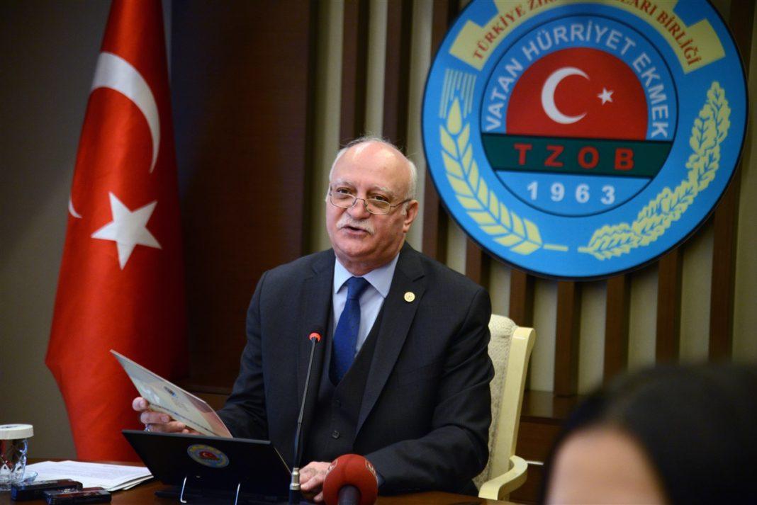 Türkiye Ziraat Odaları Birliği (TZOB)