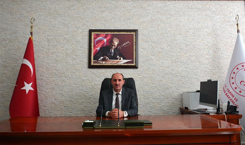 Adana Tarım ve Orman Müdürü Muhammet Ali Tekin