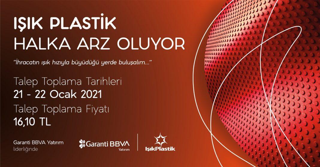 Isik_Plastik_Halka_Arz_Oluyor
