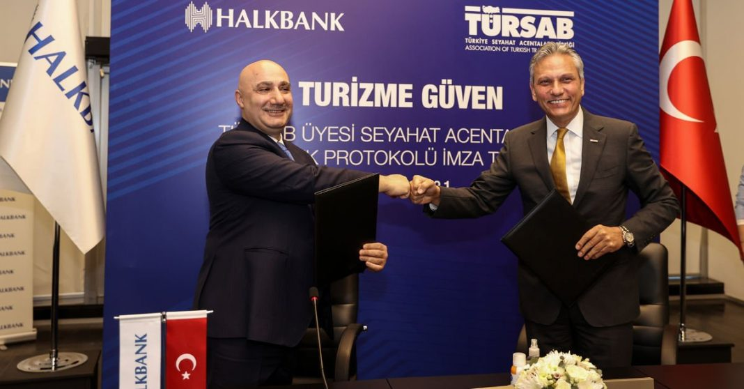 Halkbank'tan seyahat acentelerine 36 ay vadeli destek paketi