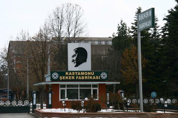 Kastamonu Şeker Fabrikası