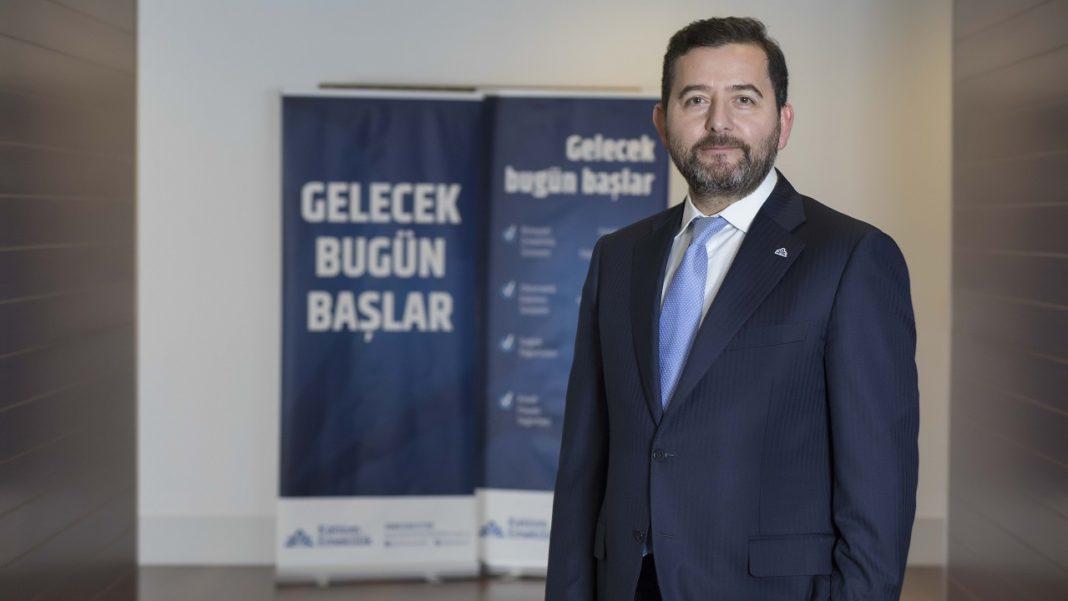 Katılım Emeklilik Genel Müdürü Ayhan Sincek