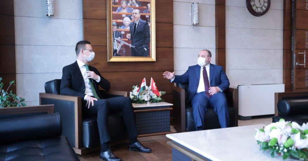 Macar firmadan Türkiye'ye yatırım