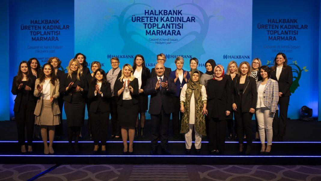 Halkbank Girişimci Kadınlar