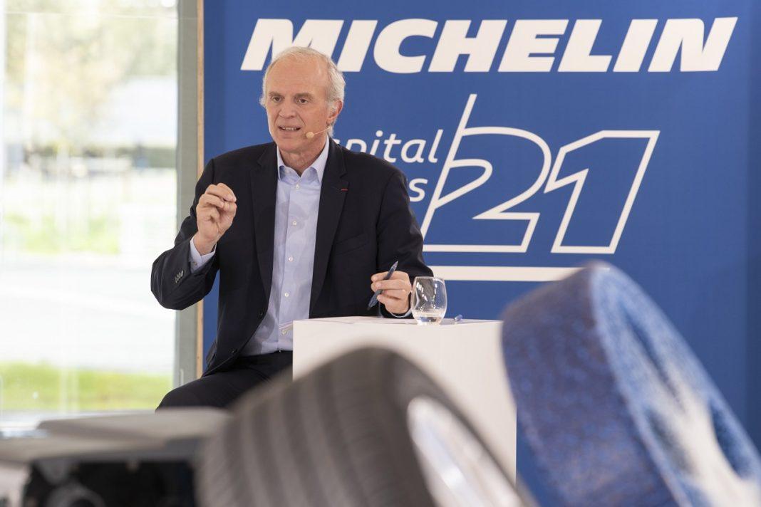 Michelin Grubu CEO'su Florent Menegaux