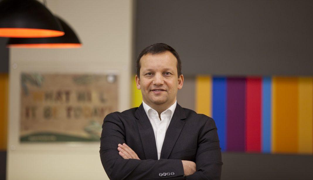 Sodexo Türkiye CEO'su Ahmet Zeytinoğlu