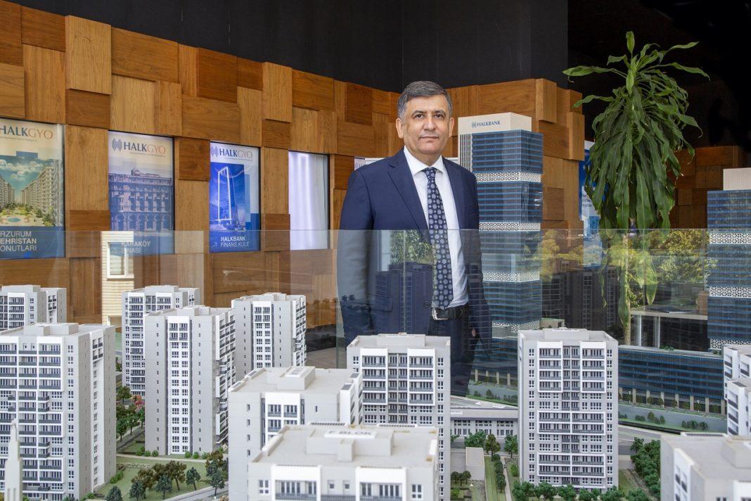 Halk GYO Genel Müdürü Bülent Karan