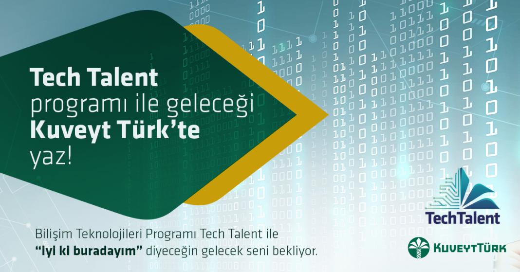 Kuveyt Türk TechTalent Linkedin