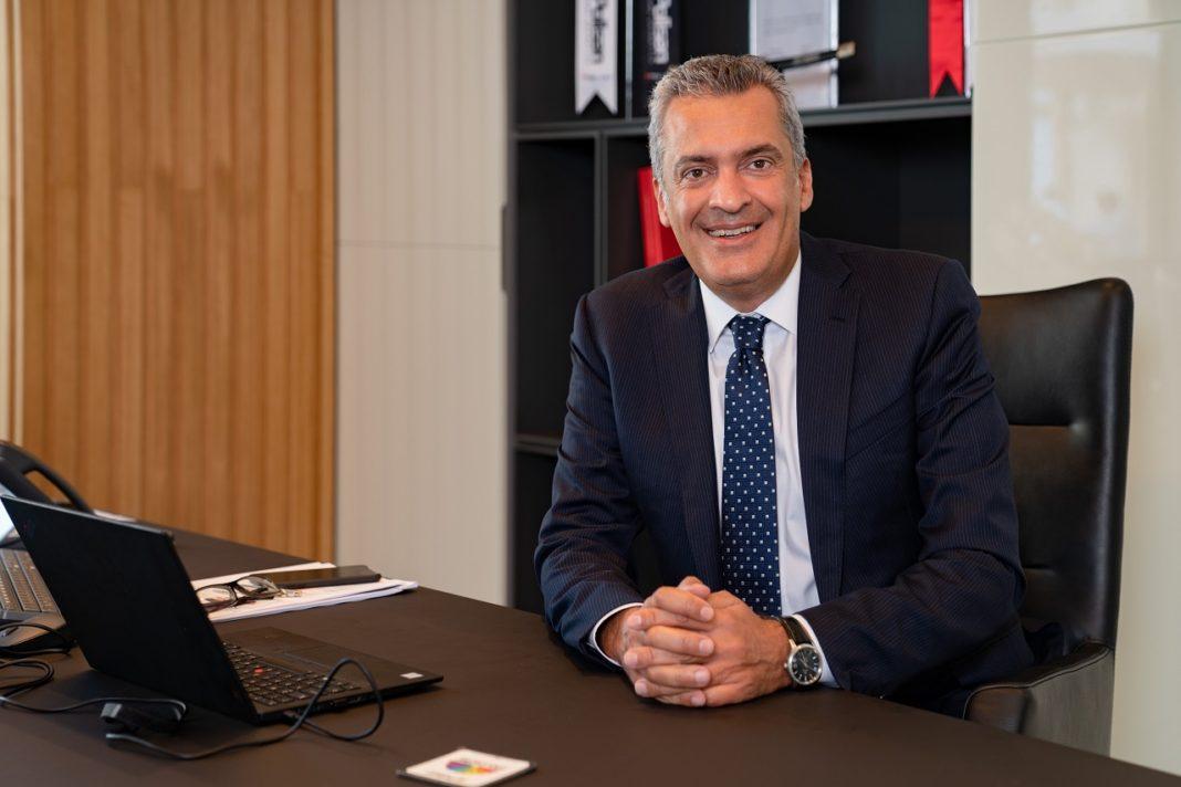 Polisan Holding CEO'su Mehmet Hacıkamiloğlu