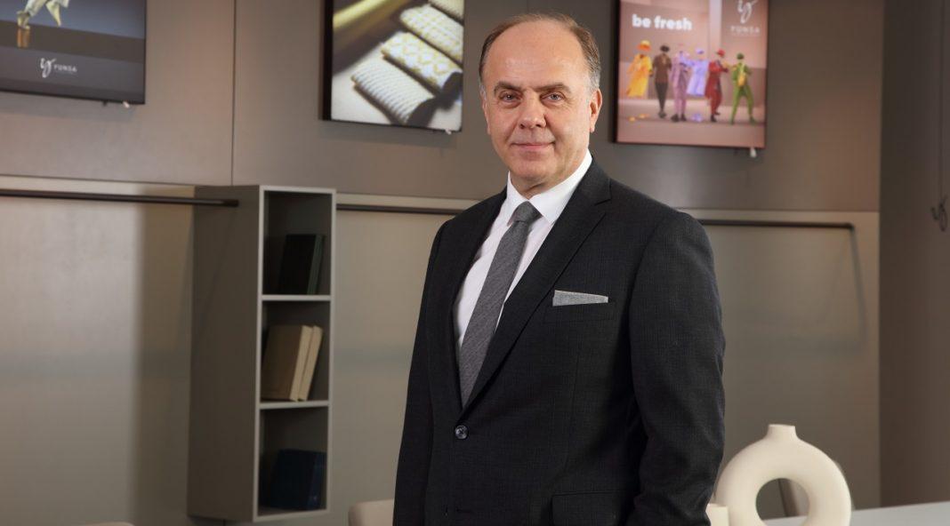Yünsa Genel Müdürü Mustafa Sürmegöz